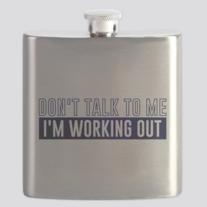 Don't Talk To Me Flask