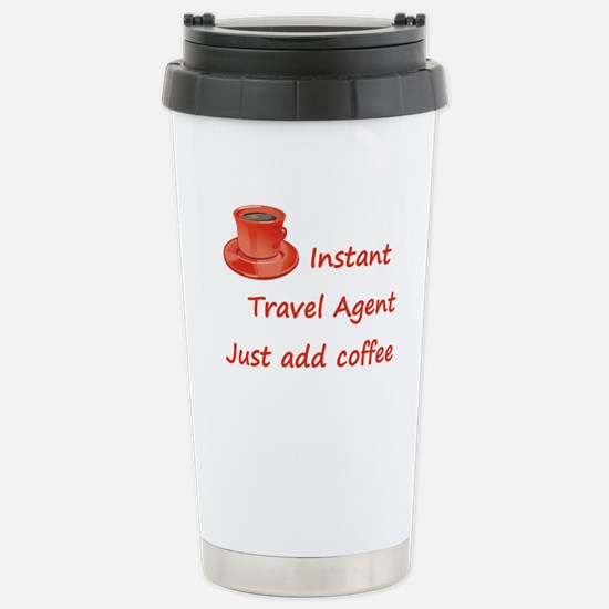 Instant Travel Agent Mugs
