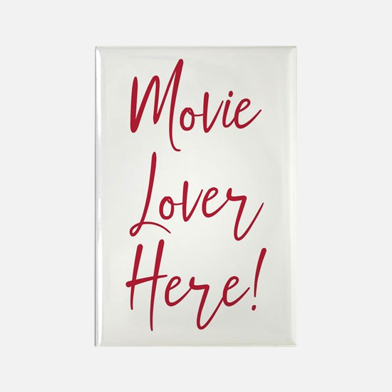 Movie Lover Magnets