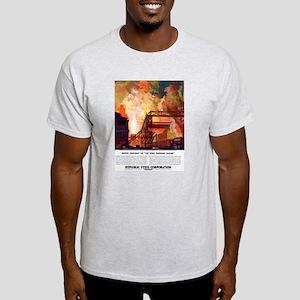 Republic Steel Fire Light T-Shirt