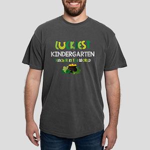 Luckiest Kindergarten Te Mens Comfort Colors Shirt