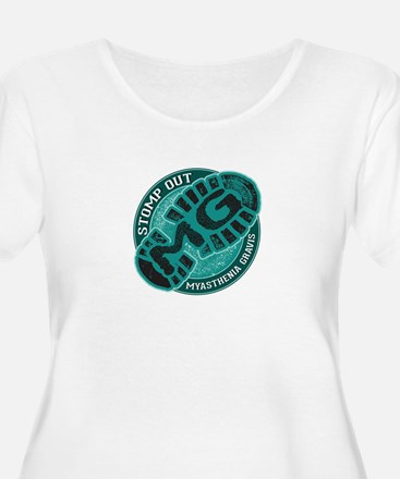Stomp Out MG Inc Plus Size T-Shirt