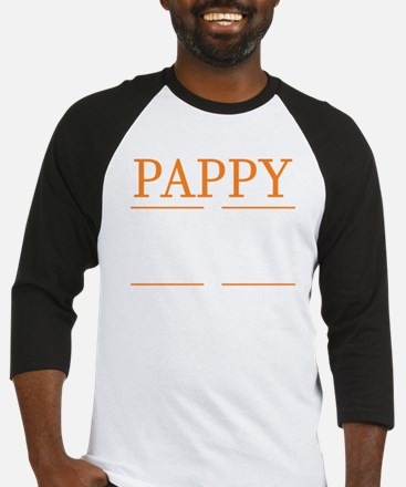 pappy the man the myth the legend Baseball Jersey