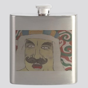"""""""The Iron Sheik on Shrooms"""" by T.S. Esque Flask"""