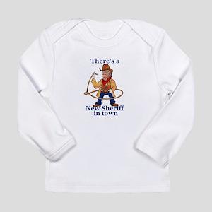 Trump New Sheriff 2017 Long Sleeve T-Shirt