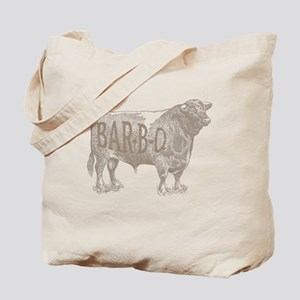 Barbecue BEEF Tote Bag