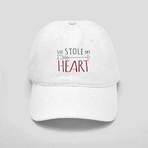 She Stole My Heart Cap