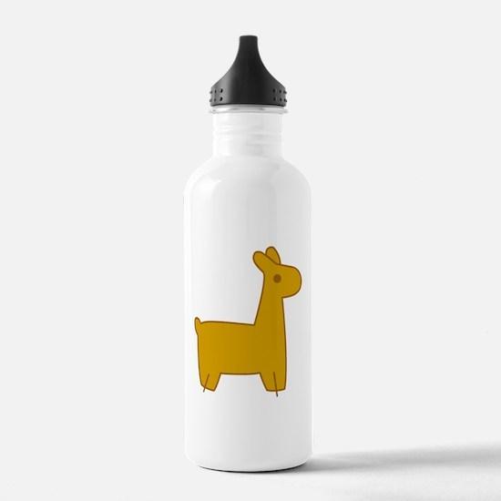 Mabel Llama Water Bottle