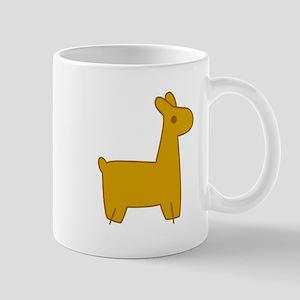 Mabel Llama Mugs
