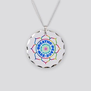 Hot Necklace Circle Charm