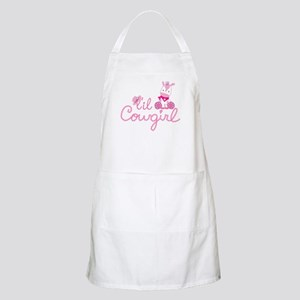 Lil Cowgirl Light Apron