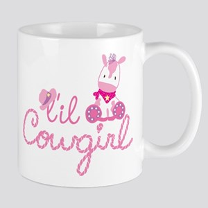 Lil Cowgirl Mugs