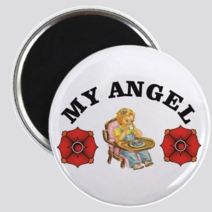 heavens my angel Magnets