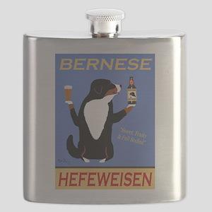 Bernese Hefeweisen Flask