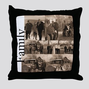 Bills Momthrow Pillow