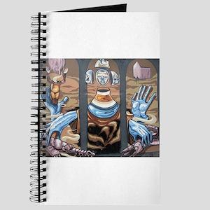 Three Headed Deity Journal