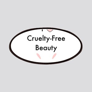 I love cruelty free beauty Patch