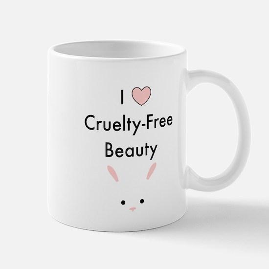 I love cruelty free beauty Mugs