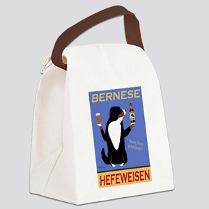 Bernese Hefeweisen Canvas Lunch Bag