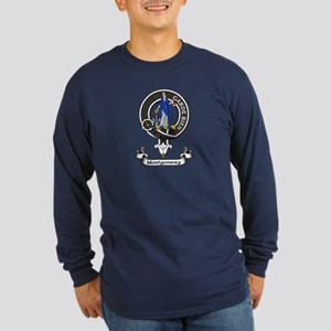 Badge - Montgomery Long Sleeve Dark T-Shirt