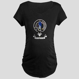 Badge - Montgomery Maternity Dark T-Shirt