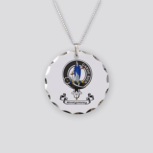 Badge - Montgomery Necklace Circle Charm