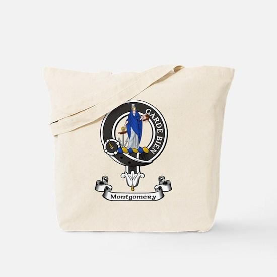 Badge - Montgomery Tote Bag
