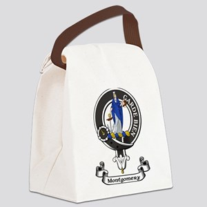 Badge - Montgomery Canvas Lunch Bag