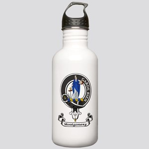 Badge - Montgomery Stainless Water Bottle 1.0L