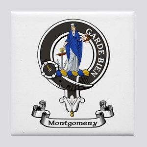 Badge - Montgomery Tile Coaster