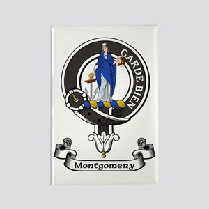 Badge - Montgomery Rectangle Magnet