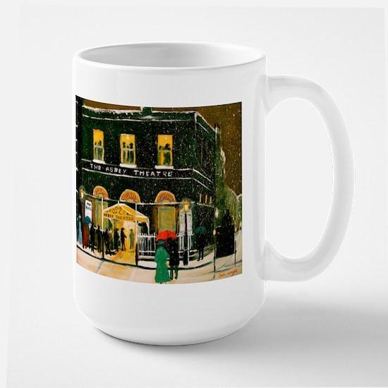 The Abbey Theatre Mugs