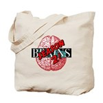 BrainsS2 Logo Tote Bag