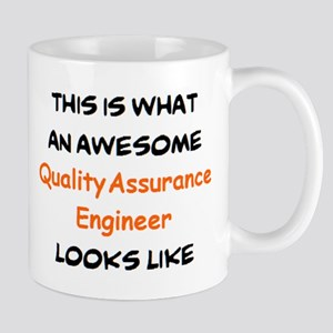 awesome quality assurance engineer Mug