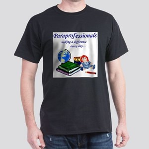 Paraprofessionals Making a Difference T-Shirt