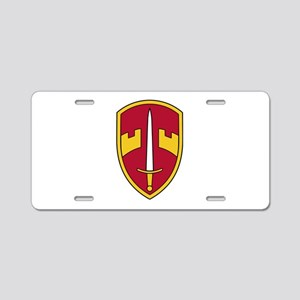 MACV Aluminum License Plate