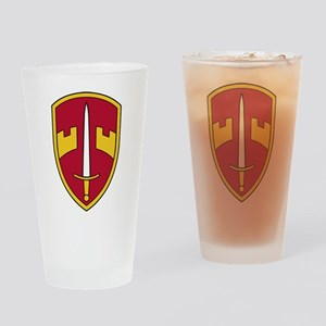 MACV Drinking Glass