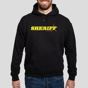 SHERIFF ~ YELLOW-BROWN Sweatshirt