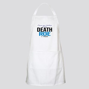 save our babies from death Roe BBQ Apron