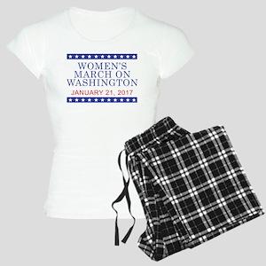 WOMEN'S MARCH ON WASHINGTON Pajamas