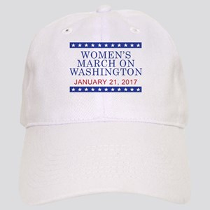 WOMEN'S MARCH ON WASHINGTON Baseball Cap