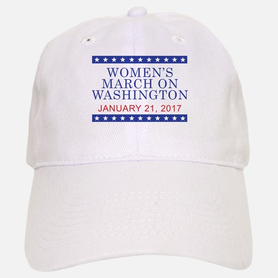 WOMEN'S MARCH ON WASHINGTON Baseball Baseball Baseball Cap