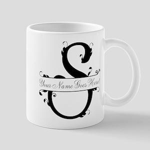 Monogram S Mugs