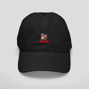 Beware of dog Black Cap