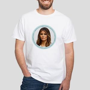 "Melania, Trump, ""First Lady"" T-Shirt"