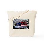 Anslinger Head Stone 420 Victory FLag Tote Bag