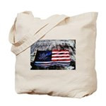 Anslinger Head Stone 420 Victory FLag Tote Bag