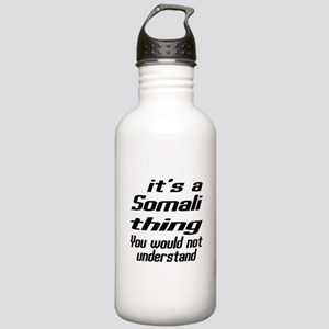 Somali Thing You Would Stainless Water Bottle 1.0L