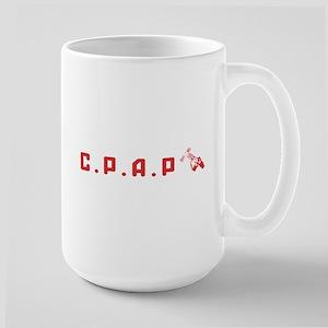 CPAP Society  Large Mug