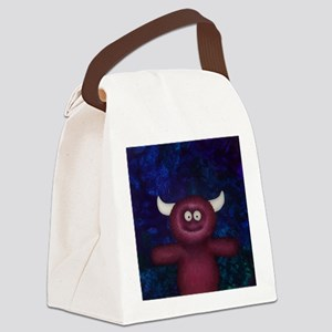 Somebody Needs a Hug Canvas Lunch Bag